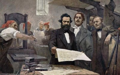 Marx & Engels Archive Now Openly Available Online